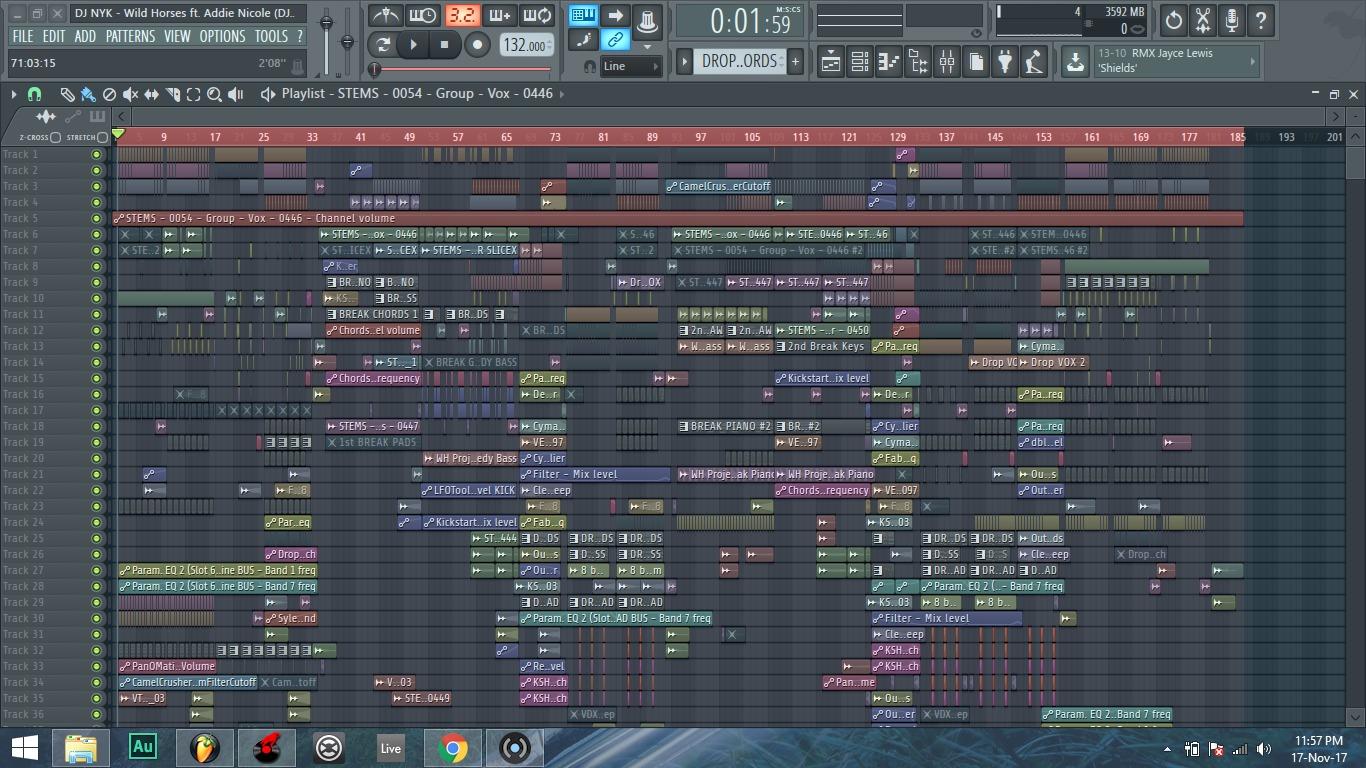 Remix Competition: DJ NYK - Wild Horses | metapop