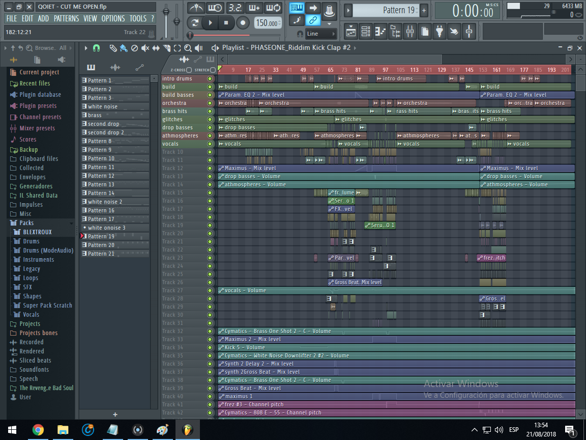 Remix Competition: Qoiet - Cut Me Open | metapop