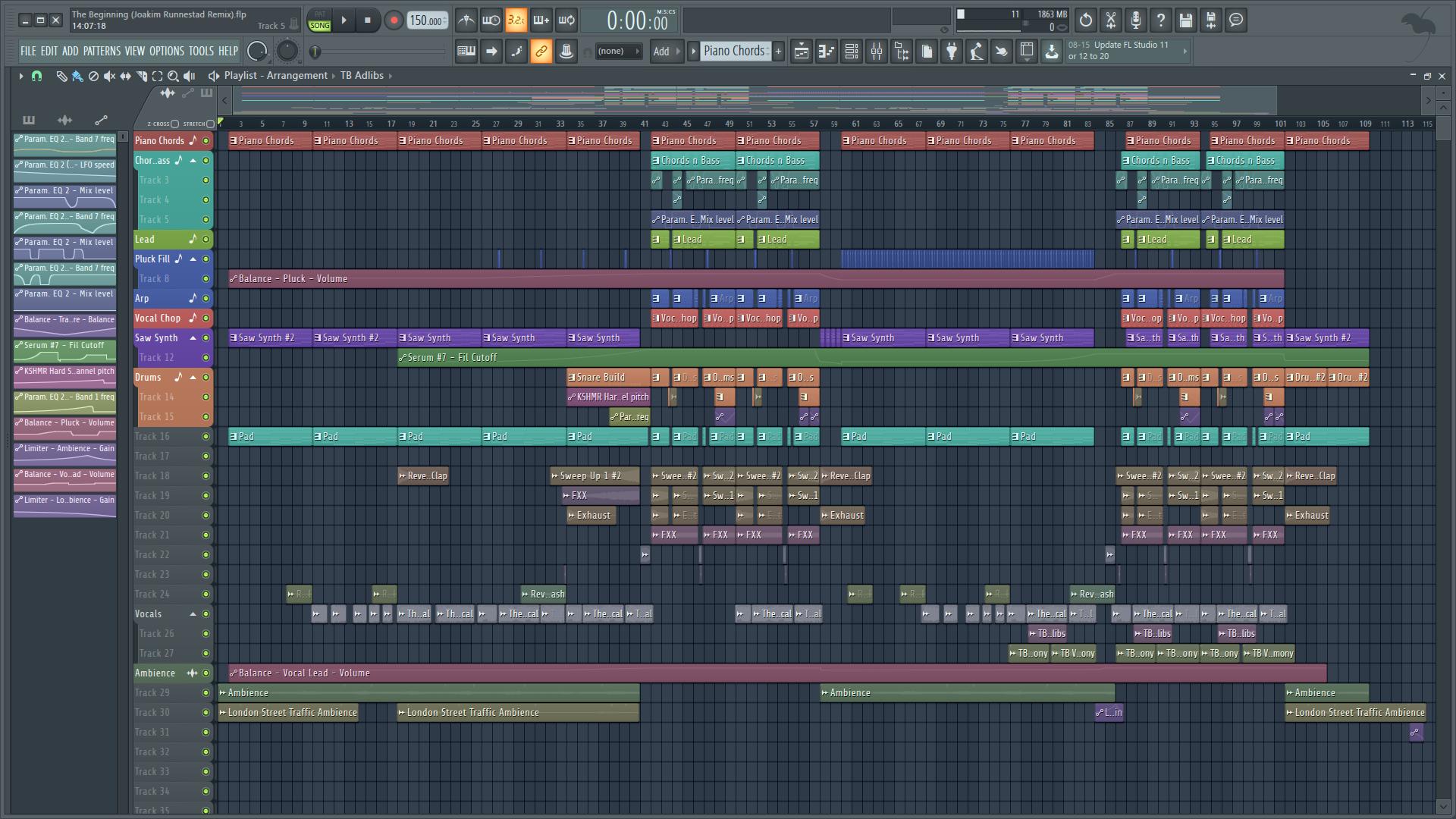 Remix Competition: Richie Krisak - The Beginning | metapop