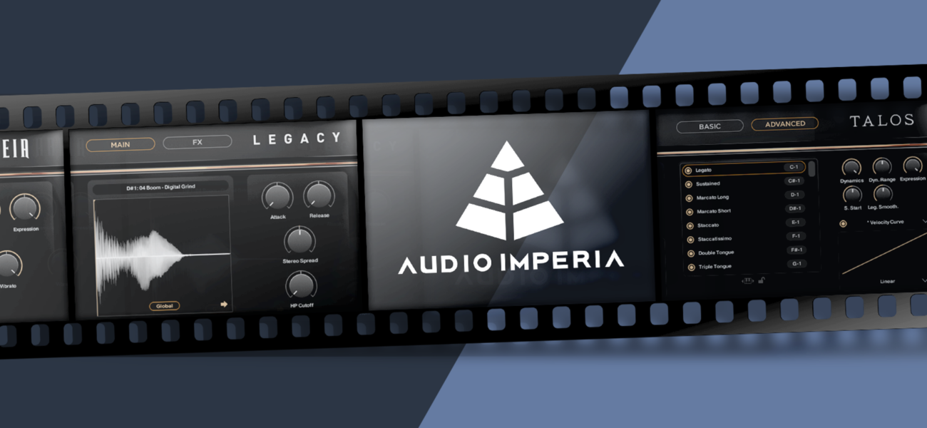 """""""Scoring with Audio Imperia"""" Producer Challenge by Metapop & Native Instruments"""